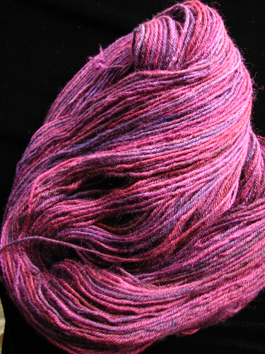 Berry Compote-BFL worsted