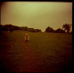 that sky. (kimsmithhappy) Tags: 120 film june mediumformat holga lomography expiredfilm cadburyhill