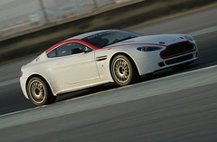 Aston Martin Vantage GT4 Racer
