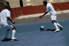 Practice (southafricadoc) Tags: southafrica football soccer australia melbourne capetown hiphop practice worldcup musicvideo westerncape streetsoccer futball homelessworldcup demetriuswren christinaghubril