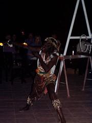 Saly Senegal, Fire Eating Guy 2 (RWiggler) Tags: music dance entertainment senegal fireeater