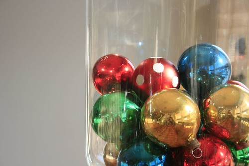 vintage ornaments, 15 for $1.