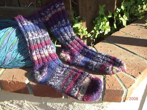 First Socks (1)