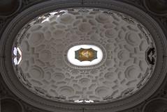 San Carlo alle Quattro Fontane vault