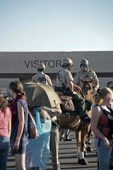 IMG_6661-Barack Obama Rally at Bonanza High School, Las Vegas (nabila4art) Tags: people lasvegas crowd huge barackobamarally bonanzahighschool