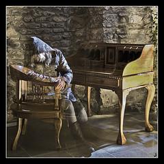 monasterio de boltaa 2 (Jaydi y...) Tags: espaa spain huesca ghost aragon spa espectro fantasma monasterio pirineo mobiliario antigedades boltaa barcel carlosgg jaydi7675 monasteriodeboltaa esthercm