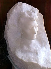 parbiron23a Rose Beuret, Hotel Biron / Rodin Museum 2000 (CanadaGood) Tags: people sculpture white paris france color colour art statue museum french person europe 2000 artgallery muserodin rodin biron 2000s htelbiron canadagood
