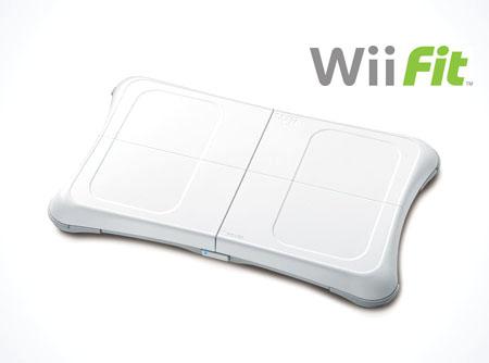 WIIFIT 繁體中文版  將於12/27推出