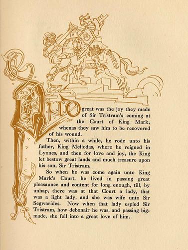 019- Tristan e Isolda- Muestra de decoracion de página