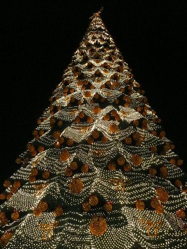 Mexico City Christmas Tree