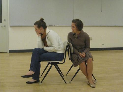 Cabaret Rehearsal