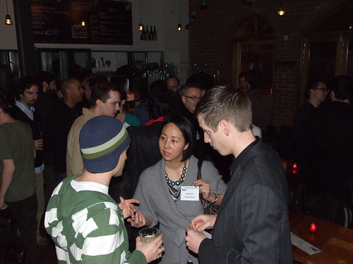 Montréal StartupDrinks, 28th Jan., First meetup of the Montreal Tech Community this year