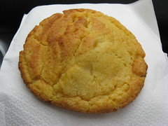 Momofuku Bakery & Milk Bar: Corn cookie