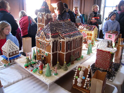 Gingerbread Festival: Abbot Hall