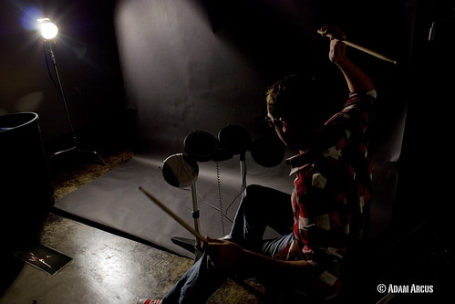 Rock Band Drummer