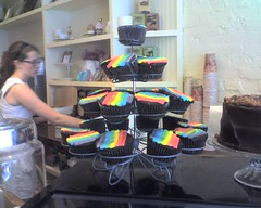 Pride Cupcakes