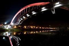 彩虹橋 (summerrunner) Tags: bridge nikon explore taipei 生活 supershot d80 11~16mm