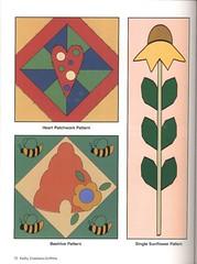2 Hour Mini Quilt Projects_070 (MorenArteirA) Tags: quilt revista mini patchwork projetos moldes patchcolagem