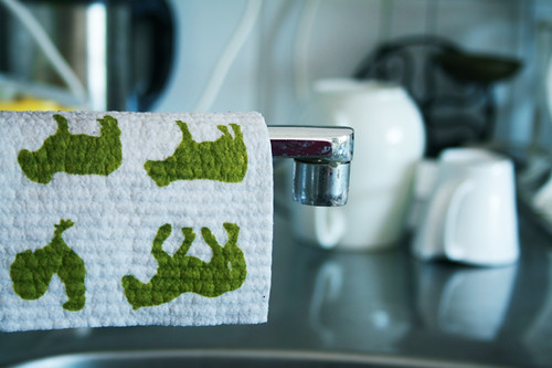 My favourite dishcloth