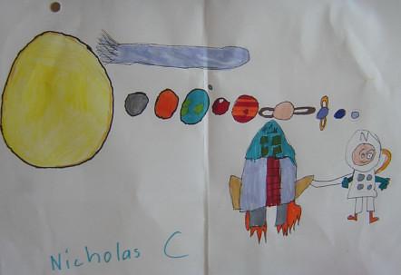 by Nicholas, age 6