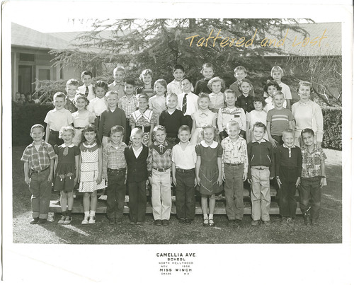 Camellia Ave School_1956_tatteredandlost