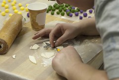 Making a Fleur de Lis
