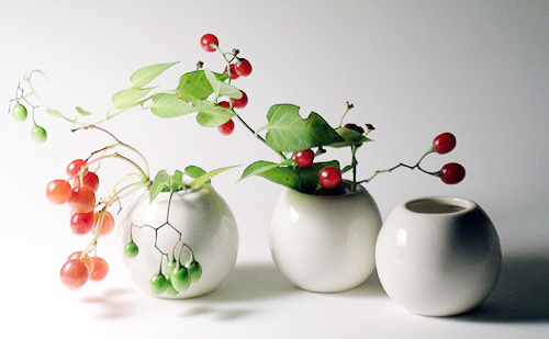 Rou Designs: Simple Bud Vase Ideas