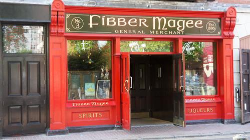 Belfast City - Fibber Magee (Pub)