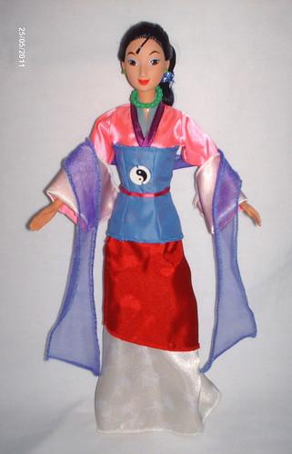 matchmaker from mulan. Mulan ~ Before Matchmaker