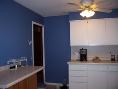 kitchen painted