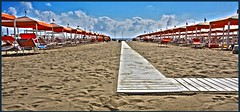 go to the sea! (M&Y ph) Tags: summer sun cold beach mare sunny azzurro lidodicamaiore