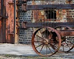 The Beehive Brick Kiln (♥ Mary Moore) Tags: kiln beehive redbrick occoquan prisoners lorton suffragettes lortonworkhouse blinkagain bestofblinkwinners