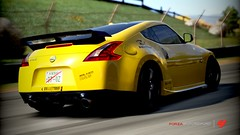#1 Maple Valley // Nissan 370z (GRENET Loc) Tags: cars car photo maple nissan shot 4 screen voiture valley forza brake motorsport drift frz 370z brakeedits freezeditz vision:sunset=0613 vision:car=0889 vision:outdoor=0696