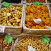 Dried fruit at Florence's Mercato Centrale