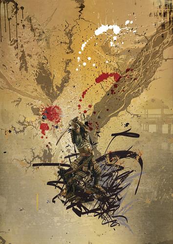 Samurai devotion