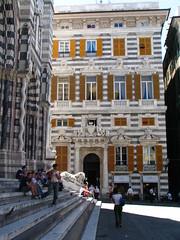 San Lorenzo Duomo, Genoa, Italy