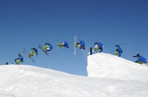 Ski Cork 540