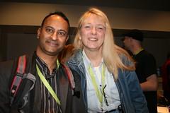 SXSW BlogHaus : Shashi Bellamkonda & Liz Strauss