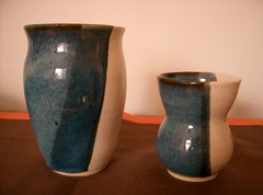 Winter Vases 2 and 3