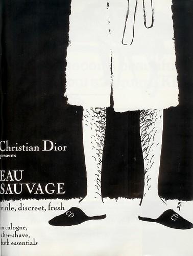 dior sauvage - 1967