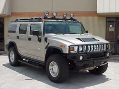 Armored Bulletproof Hummer H2