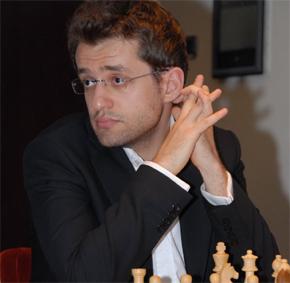 Aronian, foto@Chessvibes