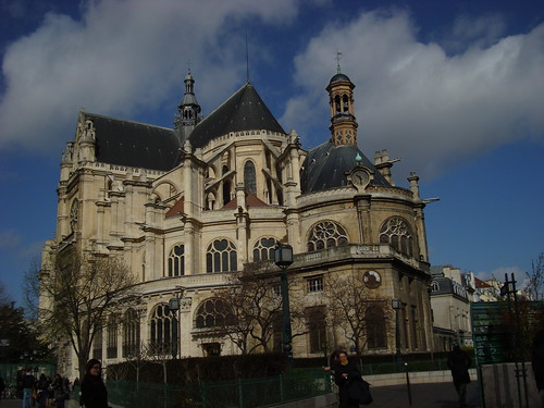 Around St. Eustache Paris 1e (57)