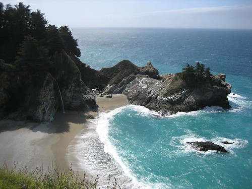 Overlook Trail to McWay Falls