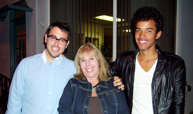 Ari Cohen,Frances Cohen & Kristopher by HYPI501c3Nonprofit