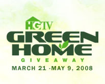 HGTV Green Home Giveaway 2008
