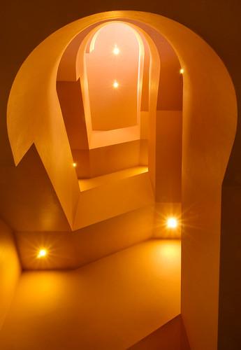 Wright Stairs