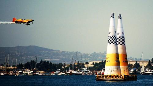 Start - Red Bull Air Race