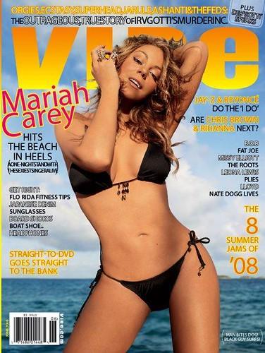 mariah carey vibe magazine