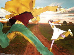 Ichigo Rukia Escape